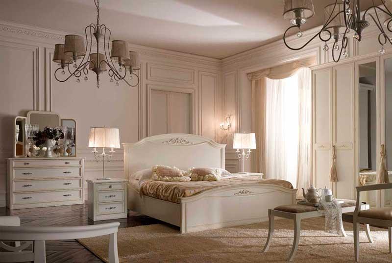 Фото итальянской мебели для спальни