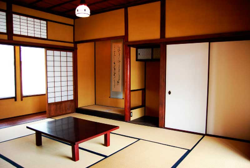 фото интерьера в стиле японского минимализма