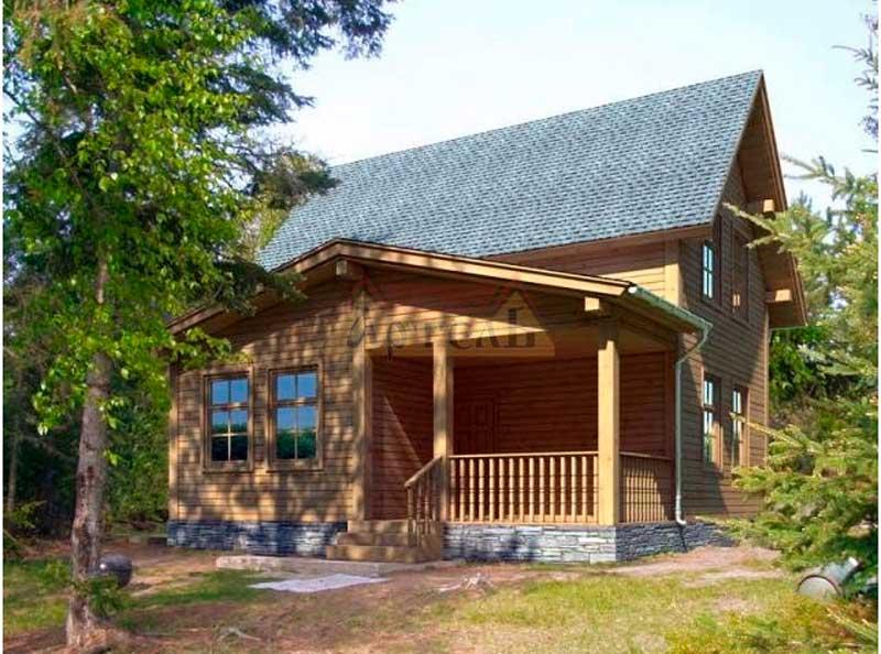 передвижной дачный дом
