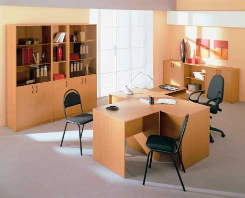 фото офисной мебели для персонала