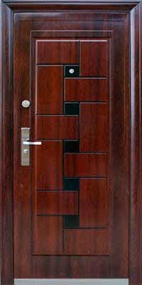 фото входной металлической двери