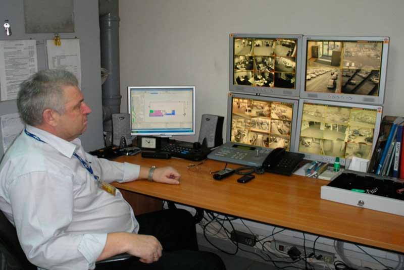 система видеонаблюдения в охранной сигнализации