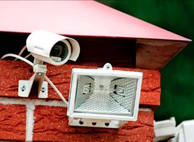 Установить видеонаблюдение в доме своими руками 653