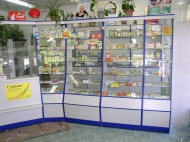 Аптечная витрина