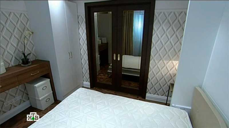 Фото спальни в анфиладе