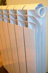фото биметаллического радиатора отопления