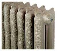 фото чугунного радиатора отопления