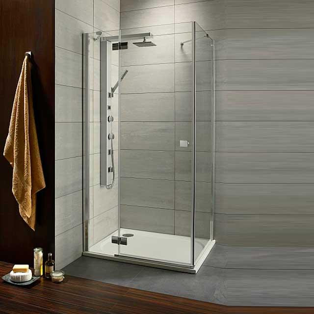 фото душевой кабины для ванной