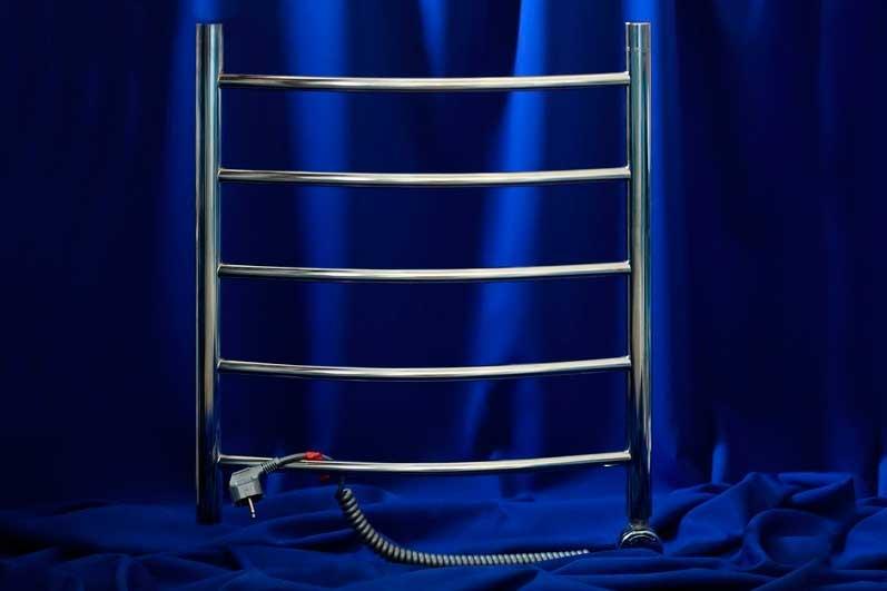 фото электрического полотенцесушителя klaufen