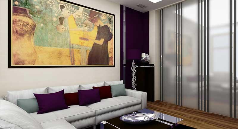 фото дизайна интерьера комнаты