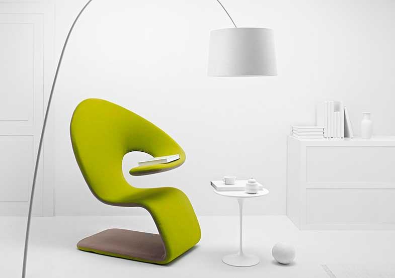 фото дизайнерского кресла для отдыха