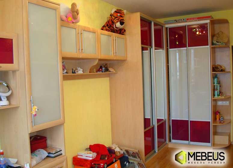 фото мебели для детской комнаты девочки