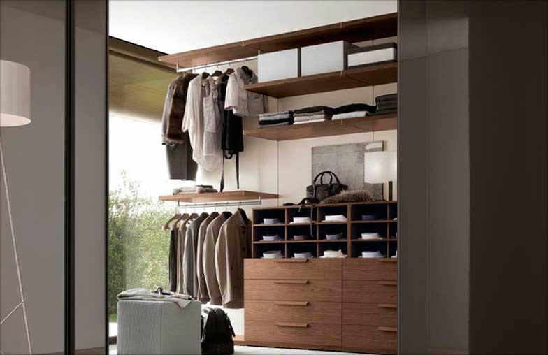 фото мебели в гардеробной