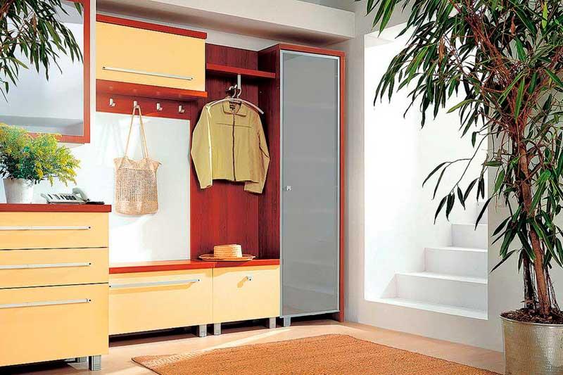 фото мебели в прихожей