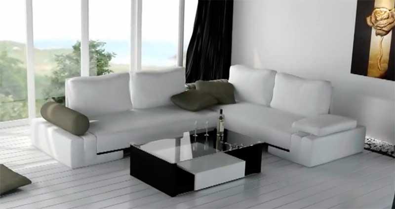 фото модульного дивана