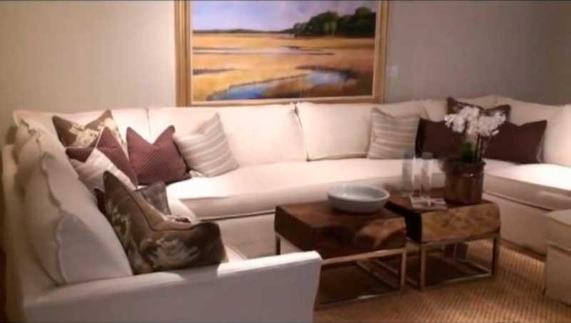 фото модульных диванов для гостиной