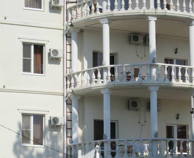 фото технологии мокрого фасада