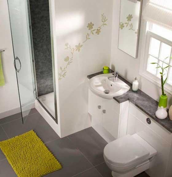 фото расстановки сантехники в ванной