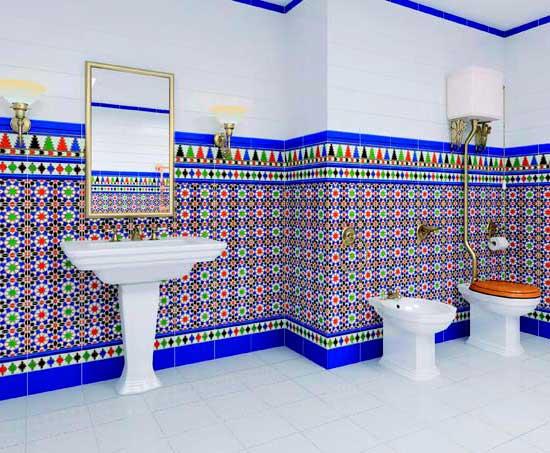 плитка испания для ванной комнаты