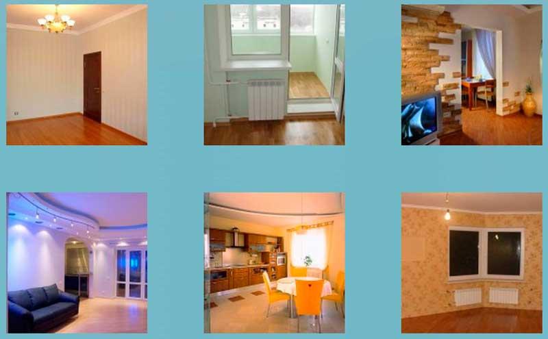 ремонт трехкомнатной квартиры п44т фото