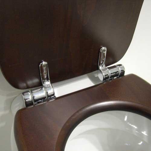фото деревянного сиденья для унитаза