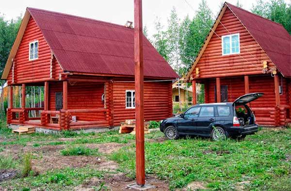 покупка дома на земельном участке