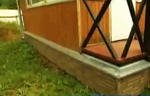 фото фундамента деревянного дома