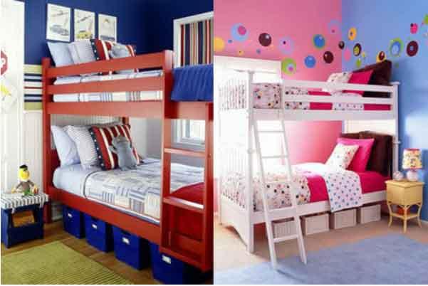 фото комнаты для детей
