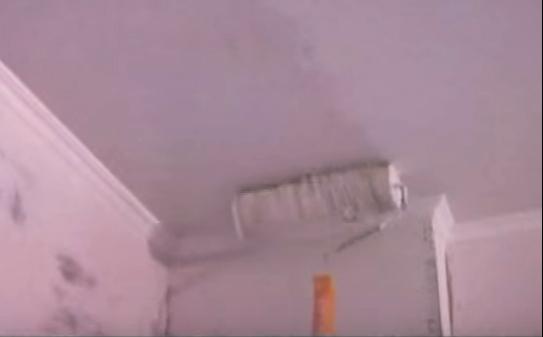 фото побелка потолка