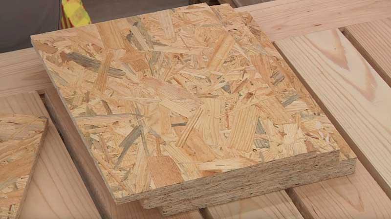 изготовление деревянной плиты
