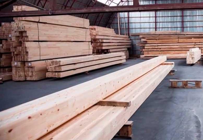 производство деревянного бруса