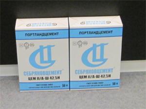 пакеты цемента фото