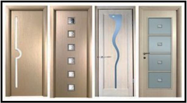 фото двери из экошпона
