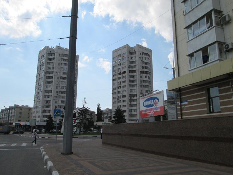 многоэтажные дома фото