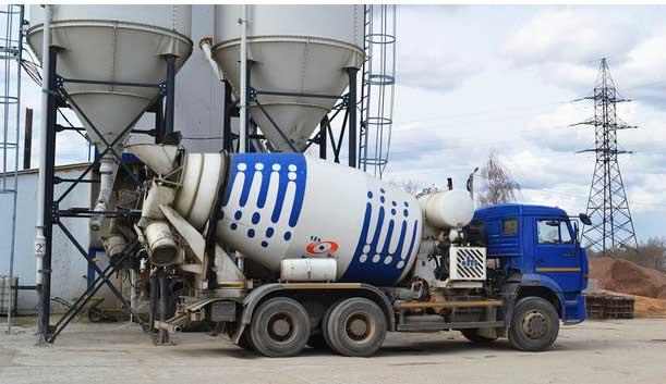Доставка бетона автобетоносмесителем