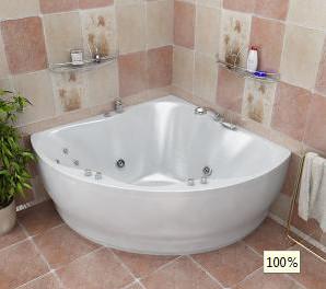 гидромассажные ванные тритон