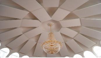 подвесной акустический потолок экофон