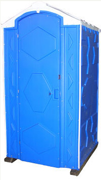 туалетная кабинка для дачи, дачный туалет