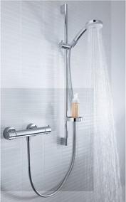 смеситель и душ для ванной