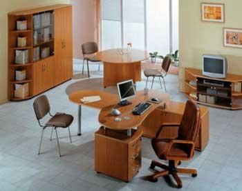 подбор мебели в кабинет руководителя