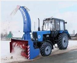 снегоочиститель по уборке снега