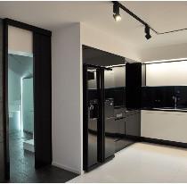 дизайн квартиры с венецианской штукатуркой