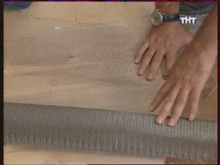 Армирование стены или перегородки из стеклоблоков