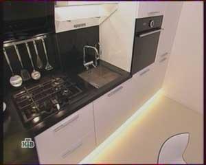 плита на маленькой кухне фото