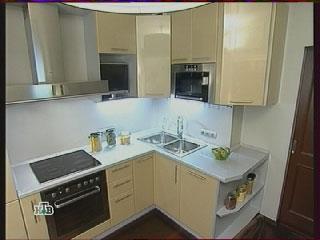 блок розеток, Кухонные шкафы фото