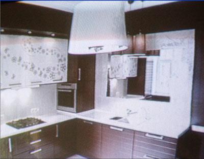 примеры оформления кухни фото