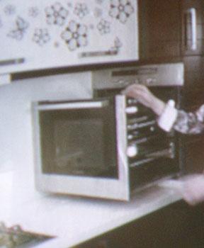 встраиваемая газовая духовка фото