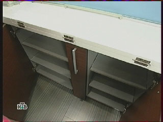 раскладная столешница на кухне фото