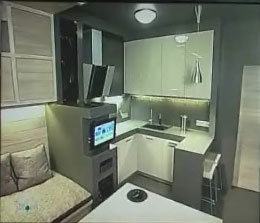квартирный вопрос, переделка кухни, фото