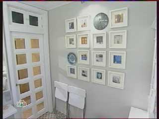 столешница на кухне, оформление двери и антресоли фото